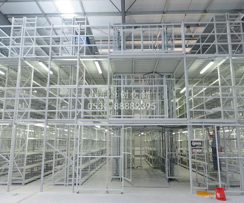 庫房中常用的倉庫貨架大全,恒創貨架一一介紹