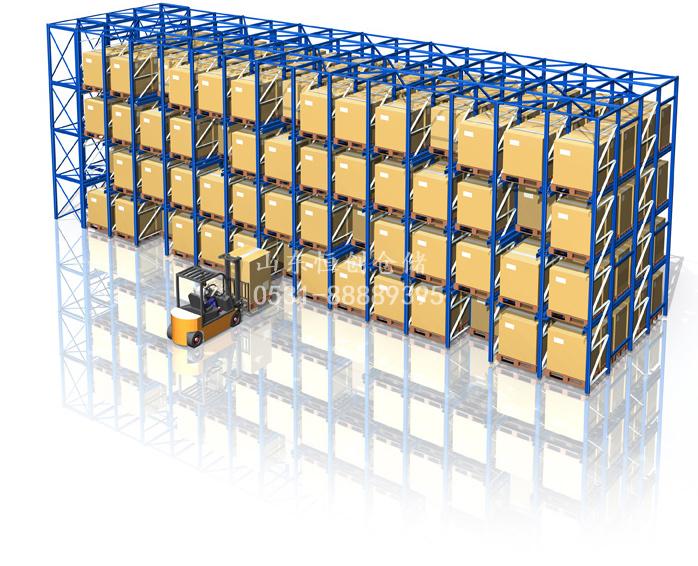 電子商務物流適用的自動化密集倉儲系統研究